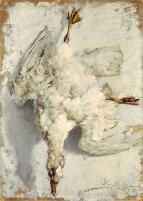 Anatra Appesa, 1886