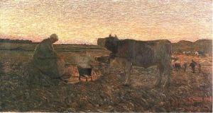 L'ora mesta, 1892